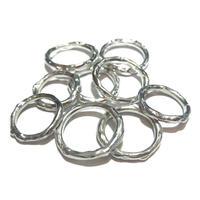 【受注商品】Grain ring〈Silver〉 #16 - #20
