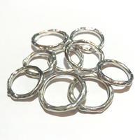 【受注商品】Grain ring <silver> #16 - #20