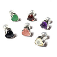 【受注商品】Candy heart pierce (set)