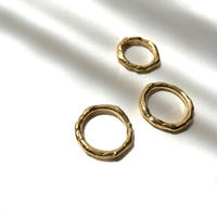 Grain ring〈Gold〉 #3 - #7