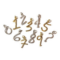 Initial charm〈Silver〉(数字/?)