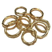 【受注商品】Grain ring〈Gold〉 #16 - #20