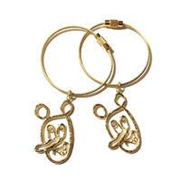 PonaPona key ring〈Gold〉
