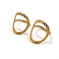 Circle ring <gold>