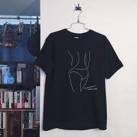 NANIYA Tシャツ 2(ブラック)