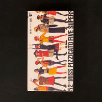 pizzicato five「miss pizzicato five superstar; pizzicato five in person」VHS