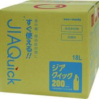 次亜塩素酸 ジアクイック 200・1000 18L