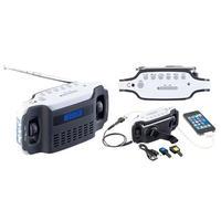 1台5役の多機能ラジオライト(401-458)