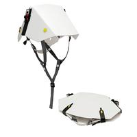 折りたたみ式ヘルメット タタメットBCPプレーン(400-879)