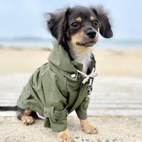 [max -bone] Raincoat  オリーブ
