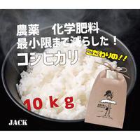 🉐定期便【新米】コシヒカリ 10kg 3ヶ月定期便(3回分)