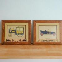 木製フレーム(乗り物)