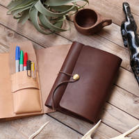 【THE SUPERIOR LABOR】leather organizer A5