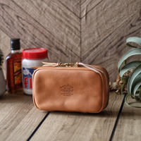 【THE SUPREIOR LABOR】utility leather case