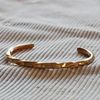 【THE SUPERIOR LABOR 】twist bangle