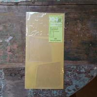 【TRAVELER'S notebook】リフィル ポケットシール