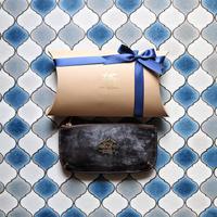 【THE SUPERIOR LABOR】bridle leather pen case large