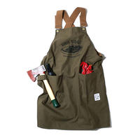 【T.S.L CUB】BBQ apron ( BBQ エプロン)