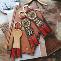 【THE SUPERIOR LABOR 】Christmas Ribbon key ring