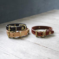 【THE SUPERIOR LABOR】TSL dog collar XS (セミオーダー商品)