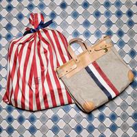 【THE SUPERIOR LABOR】travel bag XS