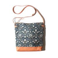 【THE SUPERIOR LABOR 】William Morris shoulder bag deep L
