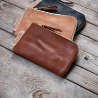 【THE SUPERIOR LABOR】utility leather pouch