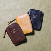 【THE SUPERIOR LABOR 】B7 size zip organizer