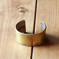 【THE SUPERIOR LABOR】Folded bangle wide