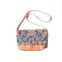 【THE SUPERIOR LABOR 】William Morris shoulder bag L