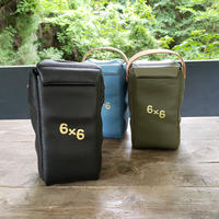 【THE SUPERIOR LABOR】6×6 camera bag (ROLLEIFLEX)