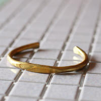 【THE SUPERIOR LABOR 】flat face bangle