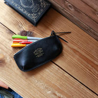 【THE SUPERIOR LABOR 】pen cace (Italian leather)
