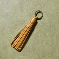 【THE SUPREIOR LABOR】leather tassel