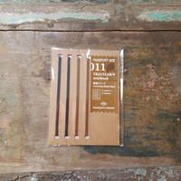 【TRAVELER'S notebook】リフィル 連結バンド パスポートサイズ