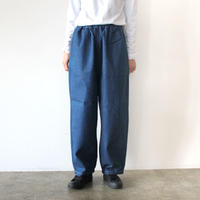 【直営店限定】TAPERED MONPE_BLUE