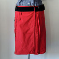 SUPPORTING APRON_RED