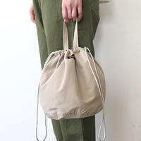 【直営店限定】PATIENTS BAG_L.BEIGE