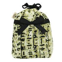 NaRaYa(ナラヤ) 巾着袋ポーチ(ランジェリーポーチ トラベルポーチ)・クラッシック (NB-258/S)