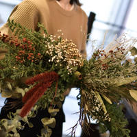 【workshop】11/24(日) 13:00-15:00 Christmas ornament!!