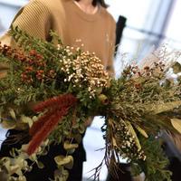 残り1席【workshop】11/28(木) 19:00-21:00 Christmas ornament!!