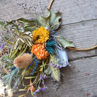 workshop:8/31(土) 16:00-18:00   Flower ornament