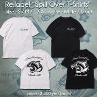 """Re:label """"Spill Over T-shirt"""""""