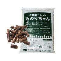 10kg×10袋 広葉樹ペレット「みのりちゃん」 送料別