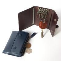 小銭入付きキーケース