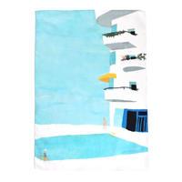 """インテリアファブリック""""Paper Trip""""/pool side"""