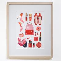 Colors (red) /natsu yamaguchi