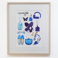 Colors (blue) /natsu yamaguchi_2018