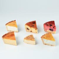 チーズ好きが作ったチーズケーキ / アソート