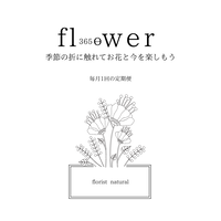 365日flower 毎月1回の定期便